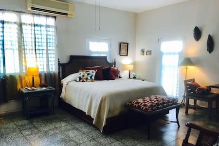 La Joya Studio, an intown jewel near everything - Vieques - Apartamento