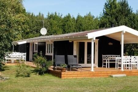 Sommerhus nær børnevenlig strand - Zomerhuis/Cottage