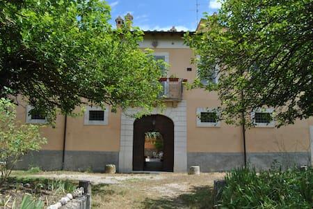 appartamento in casale storico