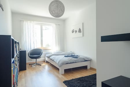 Central uptown Zurich room - Apartment