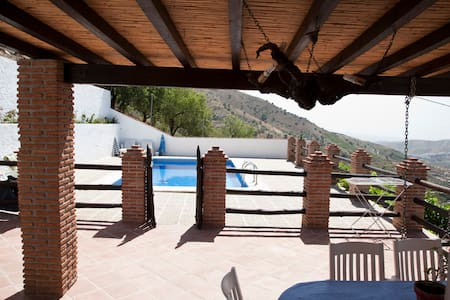 Restored winehouse with private pool - Talo