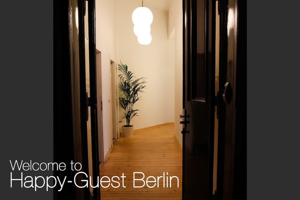 Welcome to Happy-Guest