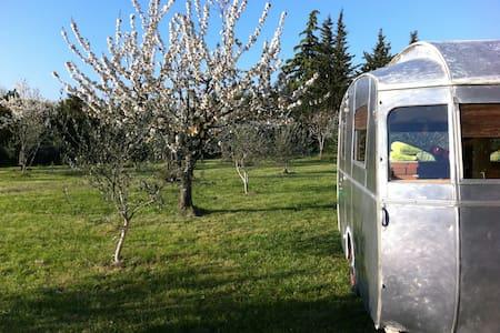 Caravan Vintage in Luberon - Robion - Camper/RV