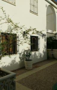 Bonita casa con terraza en playa - Isla Cristina