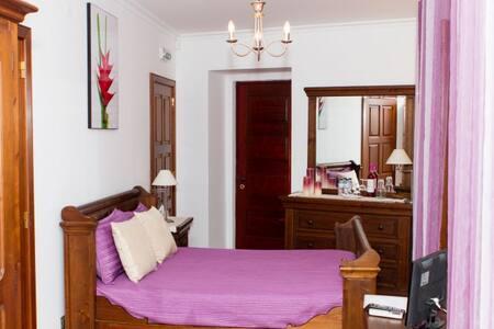 Casa do Brasão (quarto duplo) - Tabuaço - Casa de huéspedes