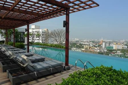Ideo Mix,Sukhumvit 103,Bang na,BKK - Bangkok - Lägenhet