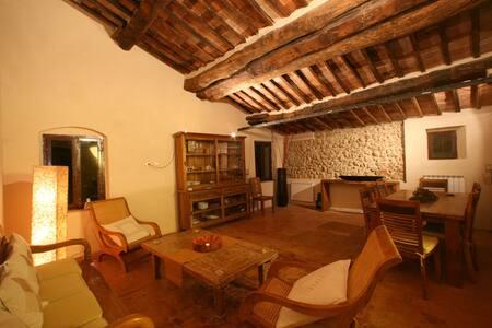 Tuscany country Village near Siena