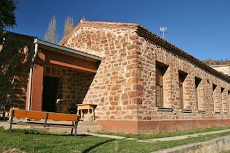 Alojamiento rural en Ventrosa de la Sierra - Ventrosa - House