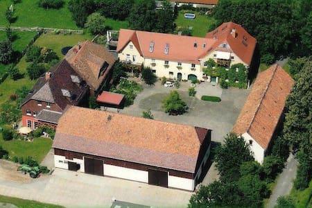 Urlaub auf dem Land - peaceful country retreat (2) - Lejlighed