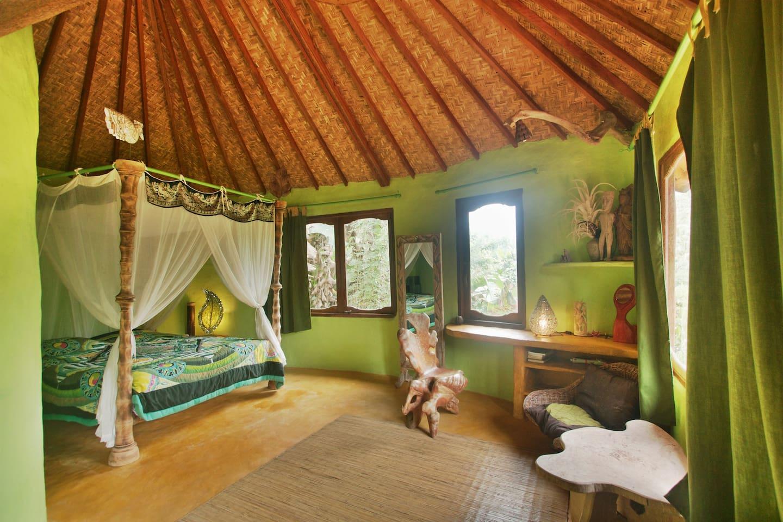 Fabulous bungalow ,Ubud