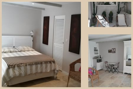 Studio couleur Camargue Intra-muros - Aigues-Mortes - Rumah