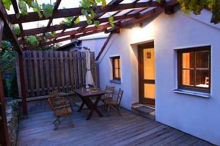 Apartment in wine cellar village - Nový Šaldorf-Sedlešovice - Guesthouse