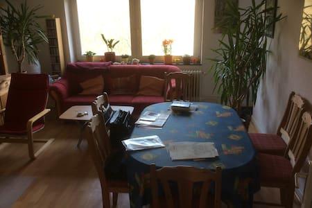 Mitten im Urlaubsland S-Holstein - Apartment