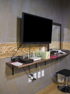 교통이 편리한 작은 공간(Furnished studio) - 서구 - Appartamento