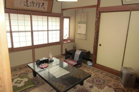 Japanese old house - House