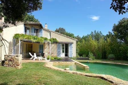 House near Uzès Gard - La Capelle-et-Masmolène
