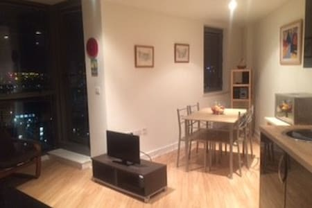 2-bedroom central flat, great view! - Apartment