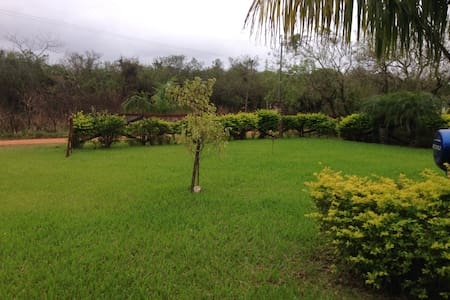 Alojamiento en Paraguay - San Bernardino - House