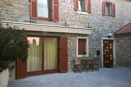 Istrian stone house Padna, 5 persons - Padna - House