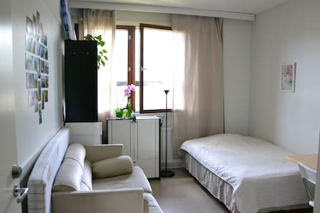 Comfortable room in a quiet neighborhood - Jyväskylä - Lejlighed