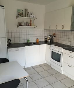 New apartment in center of Odense - Apartment
