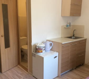 Small apartment in Almaty center - Wohnung