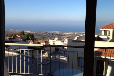 Latchi panorama penthouse apartment - Lakás
