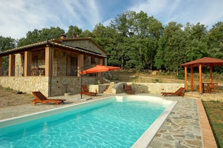 Perfect hideaway with private pool for 6-8 people - Casa