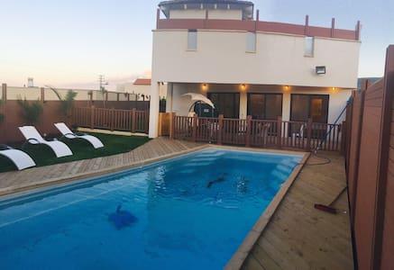 Unique Luxury Villa in the Sea of Galilee -6 - Yavneel