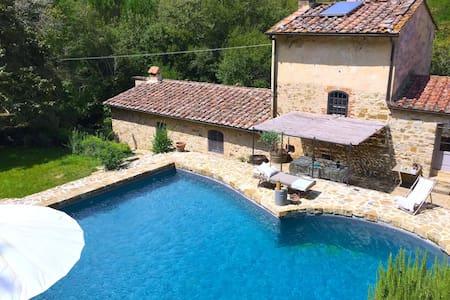 Villa Chianti Mulino del Cerchiaio