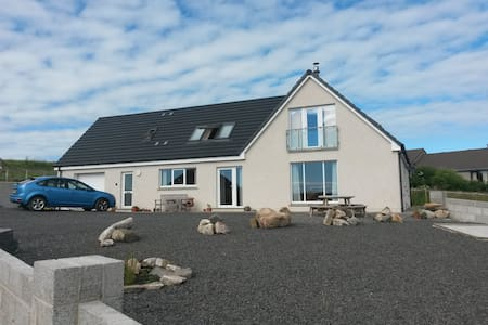 Jorfi  - with views over Scapa Flow - House