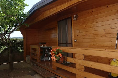 Bungalow immerso nella natura - Chalet