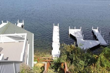 Classic Lake Geneva Home w/pier - Fontana-on-Geneva Lake