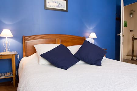 Chambre double avec SB privative - Bed & Breakfast