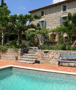 Beautiful BASTIDE in PROVENCE