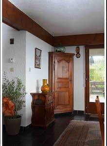 Chalet 6 à 10 personnes Martigny - House