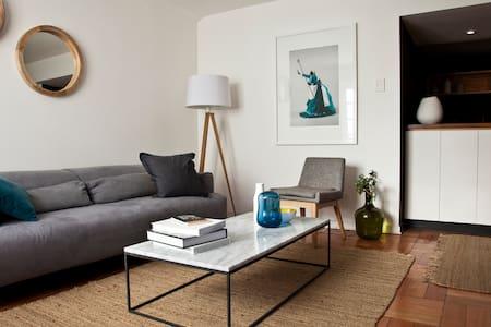 Sunny, Spacious and Best Location - Santiago - Appartamento