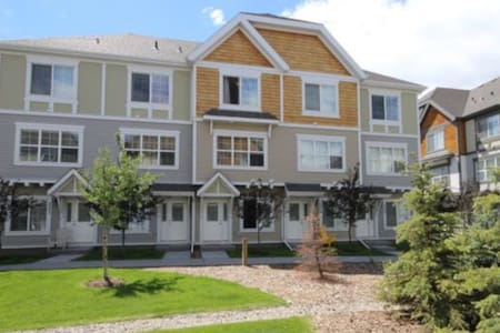 Luxurious 2-master bedroom house - Calgary - Apartment