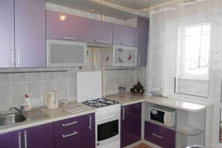 Светлая и уютная квартира. Лида - Apartment