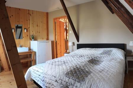 Beautiful apartment in an old farm! - Zuidoostbeemster - Bed & Breakfast