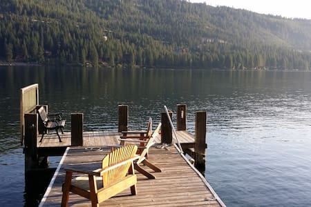 Relax on Your Own Private Dock!!