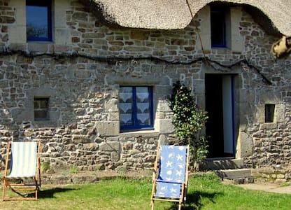 Entre terre et mer, Morbihan - Maison