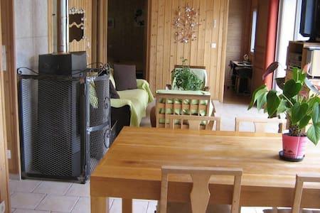 Maison de campagne calme & sérénité - Haus