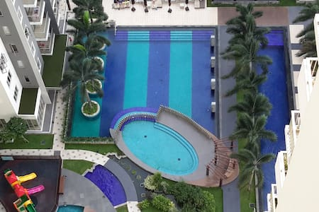 2-Bed Bella Vista Apartments in a Resort - Colombo - Apartament