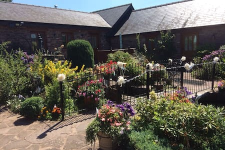 Usk country cottages-birch cottage - Llangwm