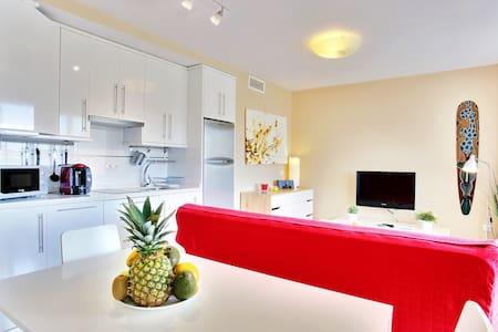 Tarifa 22, New Beachfront Apartment - Appartamento