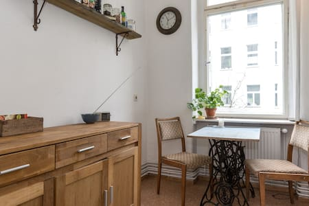 Light and spacy apartment - Berlin - Apartment