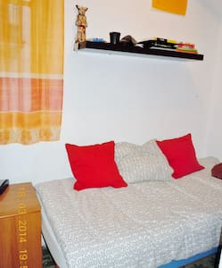 SINGLE ROOM 5MIN FROM SANTS STATION - Wohnung