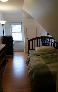 Lower Allston 1 bed condo