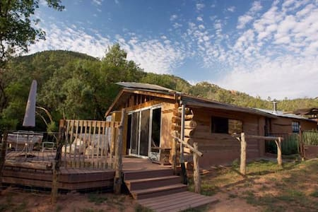 Wilderness Ranch Casita - Cabane